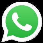 Stuur een bericht via whatsapp
